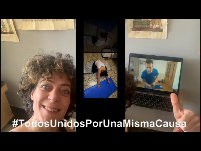 2 Vídeo fotos de pilates