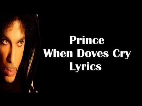 Prince (1958-2016) When Doves Cry (VERSION CLASICA CON LYRIC)