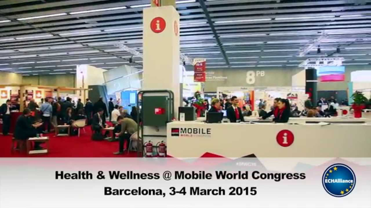 Health & Wellness @ Mobile World Congress 2015 Impressions ...