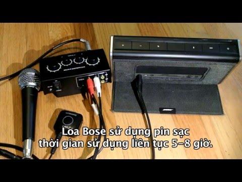 Mixer Karaoke di động. Liên hệ: 206 372 4230