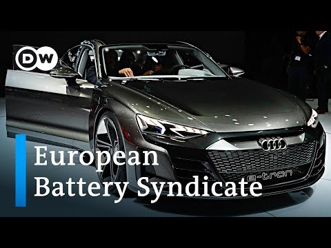 France And Germany To Build Joint Vehicle Battery Cell Consortium | Dw News