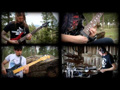 "Allegaeon ""Dyson Sphere"" (Play Through)"