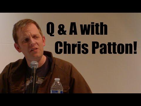Chris Patton Q & A  Colorado Anime Fest 2016