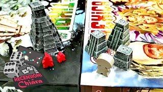 Recensioni di Chiara: Tikal VS Mexica (giochi da tavolo)