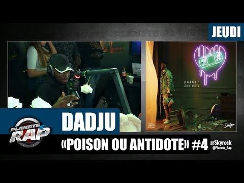 Youtube: Planète Rap – Dadju avec Franglish & Koba LaD»Poison ou Antidote» #Jeudi