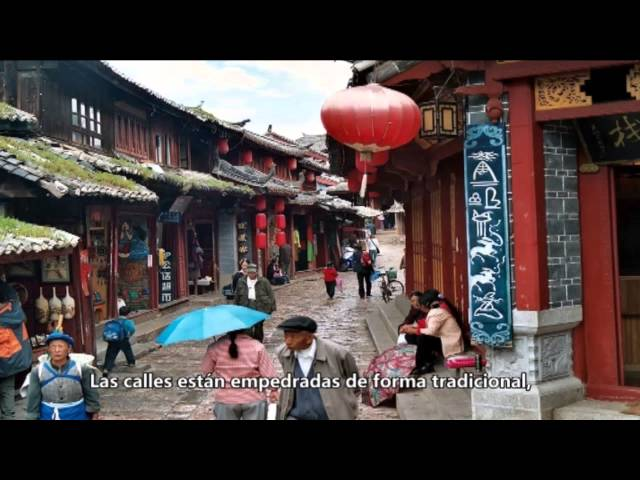 《中国文化节》Festival de la Cultura China Videos De Viajes