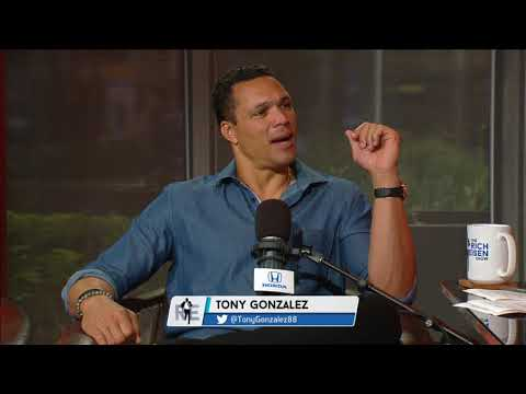 Tony Gonzalez Reveals Some Teams Tried to Lure Him Out of Retirement | The Rich Eisen Show