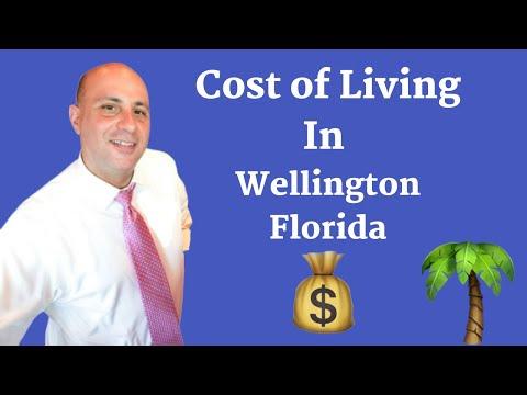 Cost Of Living - Wellington Florida - Palm Beach County Beach
