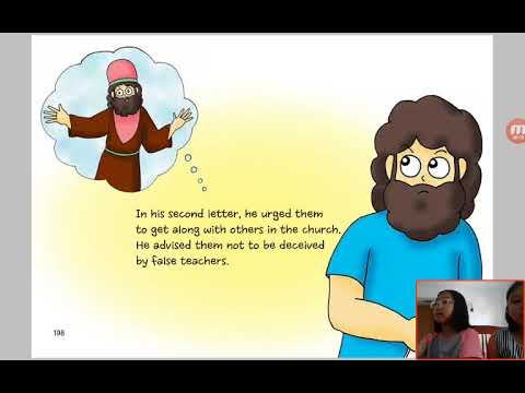 <Kids>Grace:Wonderful Bible Story<성경이야기>– 31 Paul Preaches about 1 Timothy, Titus with Love