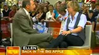 Ellen DeGeneres on Today Show 2007