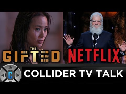New Gifted Trailer, Letterman Going To Netflix - Collider TV Talk