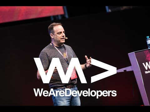 Developers Are Writing the Script for the Future - Joel Spolsky @ WeAreDevelopers Conference 2017