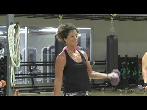 Cathe Friedrich's Total Body Giant Sets 3 Live Workout