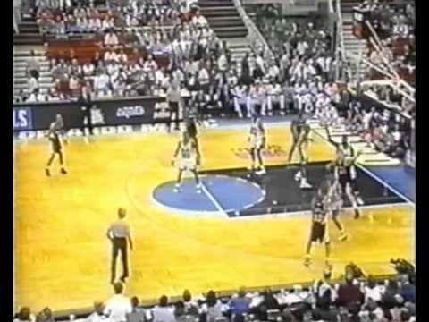 NBA 1995 ECF G7 PACERS@MAGIC