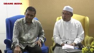 Muzakarah Hudud – Sidang Media YAB Dato Ahmad Yakob