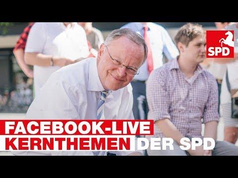 Was sind die Themen der SPD Ni...