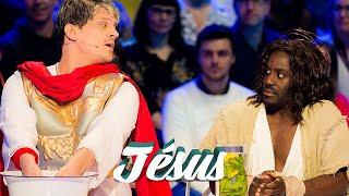 Jésus vient parler de Pâques dans le Grand Cactus