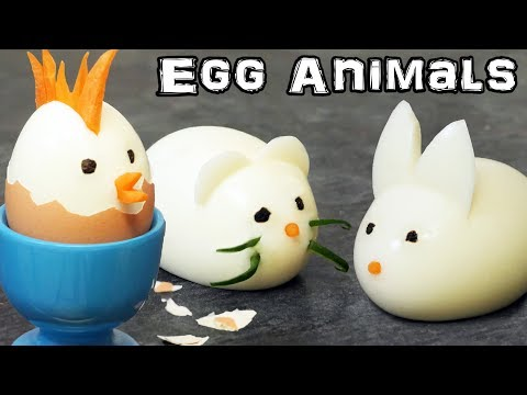 How to Make Awesome Animal Eggs Easter Surprise!