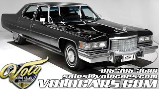 1976 Cadillac Brougham for sal…