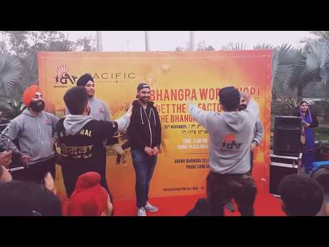 Bhangra Arena Pacific Mall 7-01-2018