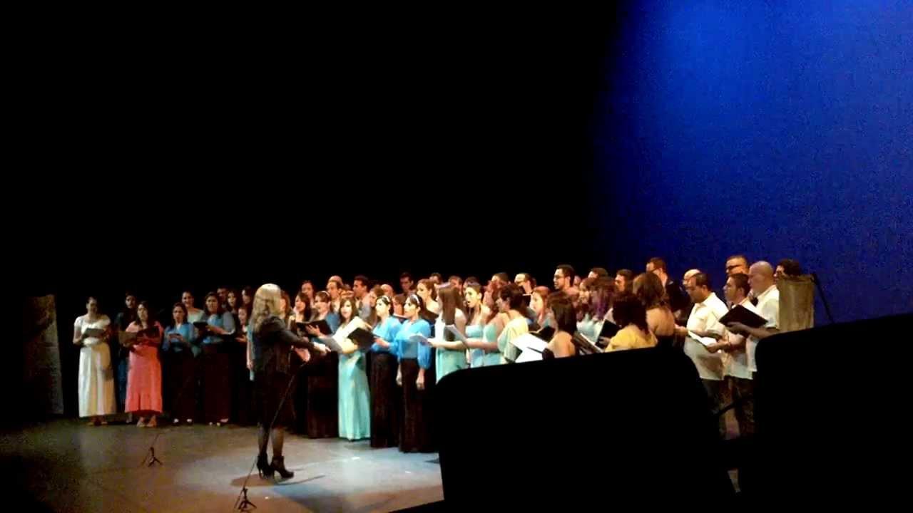 Corazón Coraza, dirigido por la Maestra Beatriz Corona en Jalisco Canta 2013
