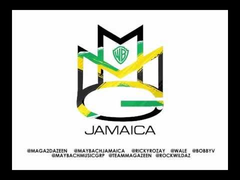 MAGAZEEN - LIKE HER ft. Bobby V & Rick Ross [ MAYBACH MUSIC ]