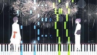 Shin Sekai Yori ED - Wareta Ringo | Piano Tutorial ~ Hihumiro Edition, 新世界より, 種田梨沙【ピアノ】
