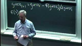 Lec 6 | MIT 6.00 Introduction to Computer Science and Programming, Fall 2008