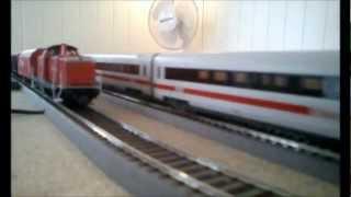 Roco Digital Starter Set-41339 Part 2: Running the trains