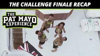 MTV The Challenge War Of The Worlds 2 Season Finale Recap & Challenge 34 Fantasy Scoring