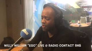 Willy William - Ego (live dans Contact RnB)