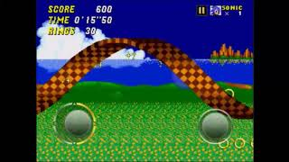 "Sonic 2 2013 - Emerald Hill 1: 17""35 (Speed Run)"