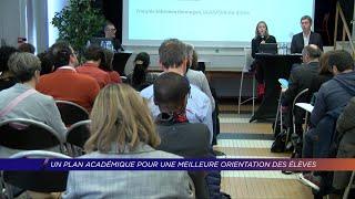 Yvelines | Un plan académique pour une meilleure orientation des élèves