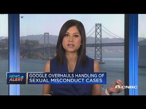 Google to make arbitration in harassment cases optional