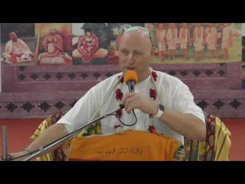Vaisesika Prabhu Pune Visit 7th Oct 2016 Seminar on Book Distibution