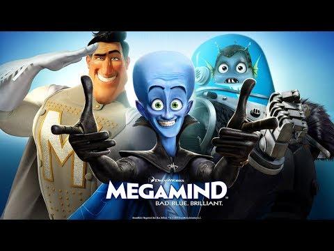 Мегамозг мультфильм смотреть онлайн бесплатно