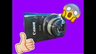 Canon IXUS 190 review