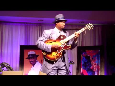 The Windy Dance - Nick Colionne (Smooth Jazz Family)