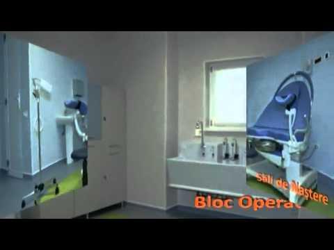 Tur virtual Spital privat de Obstetrica si Ginecologie Euromaterna din Constanta