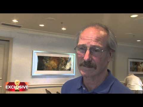 """William Hurt on """"Humans"""" HFPA Exclusive"""