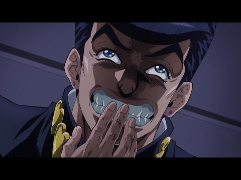 1 second from every episode of JoJo's Bizarre Adventure