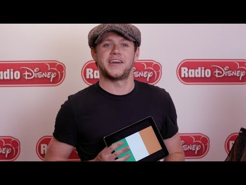 Niall Horan USA vs. Ireland | Radio Disney