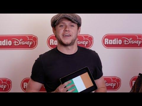 Niall Horan USA vs. Ireland | Radio Disney