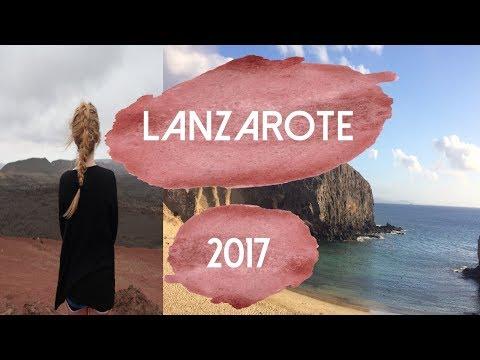 TRAVEL VLOG | LANZAROTE 2017 | Sophie Wilson