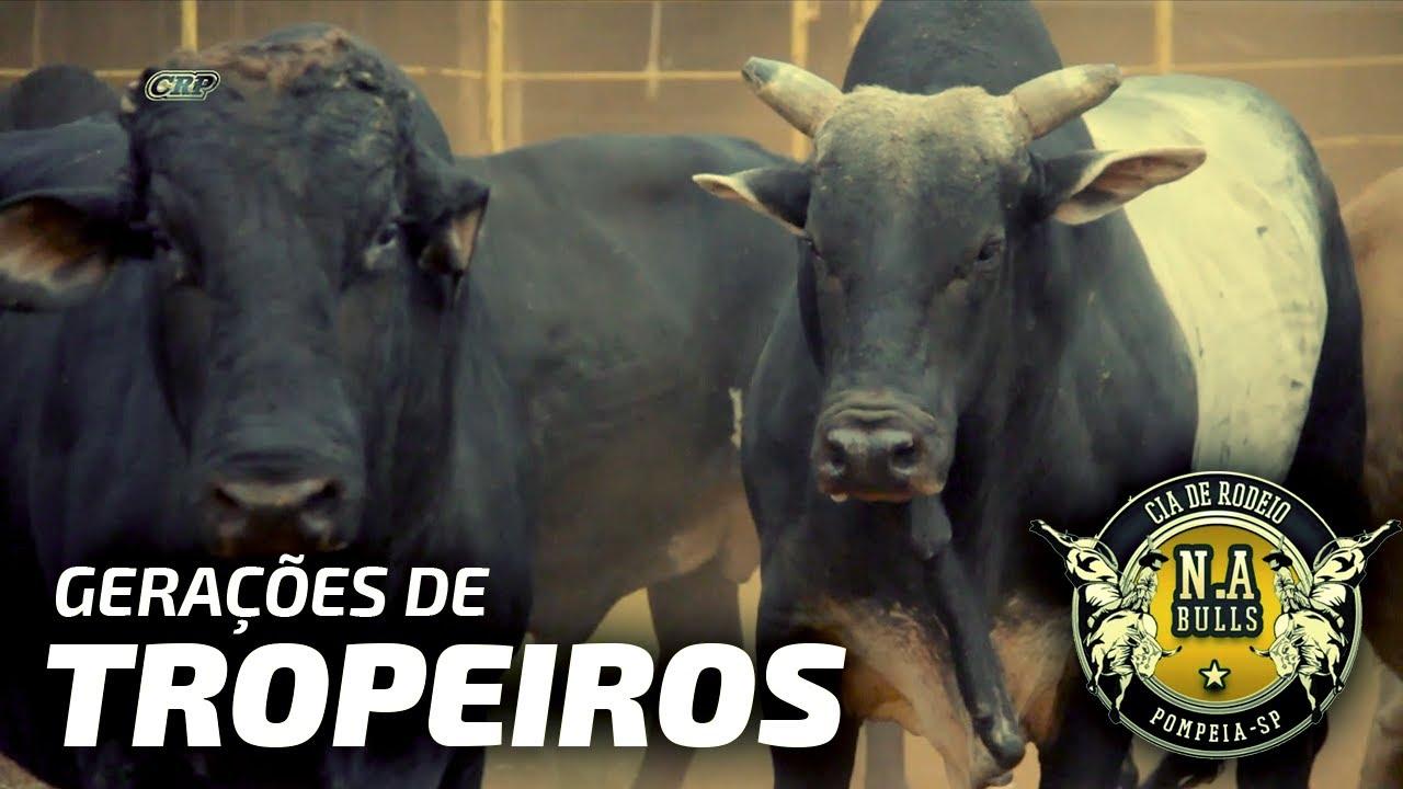 Geração de TROPEIROS - Cia. NA Bulls
