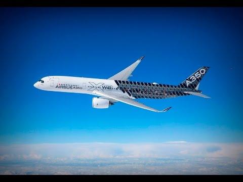 Supernowoczesny Airbus A350