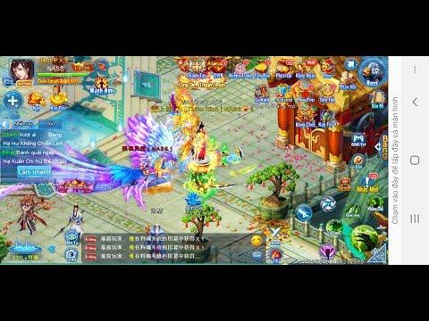 Game Mobile Lậu 2020 Phi Tiên Mobile Việt Hóa Free ALL Vip 25 + 500M KNB Khóa