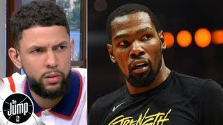 Kevin Durant ruled out for Game 4: Reaction & analysis with Austin Rivers | The Jump