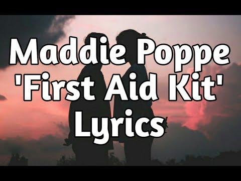 Maddie Poppe - First Aid Kit (Lyrics)🎵 Mp3