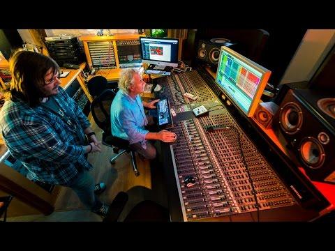 Gary Stevenson's Studio Tour